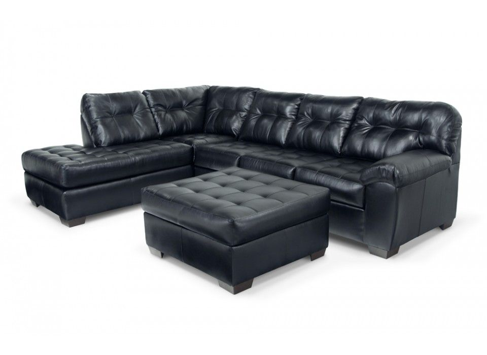 Mercury 3 Piece Right Arm Facing Sectional  Sitting Room  Sectional sofa Bobs furniture