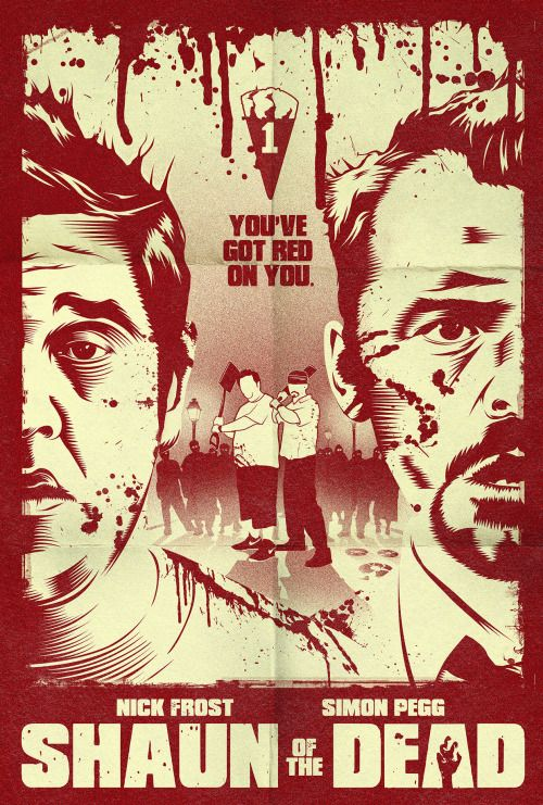 The Cornetto Trilogy The World S End Best Movie Posters Movie Posters Design Movie Posters