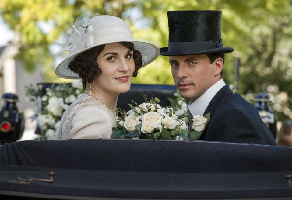 Mary & Henry, Downton Abbey