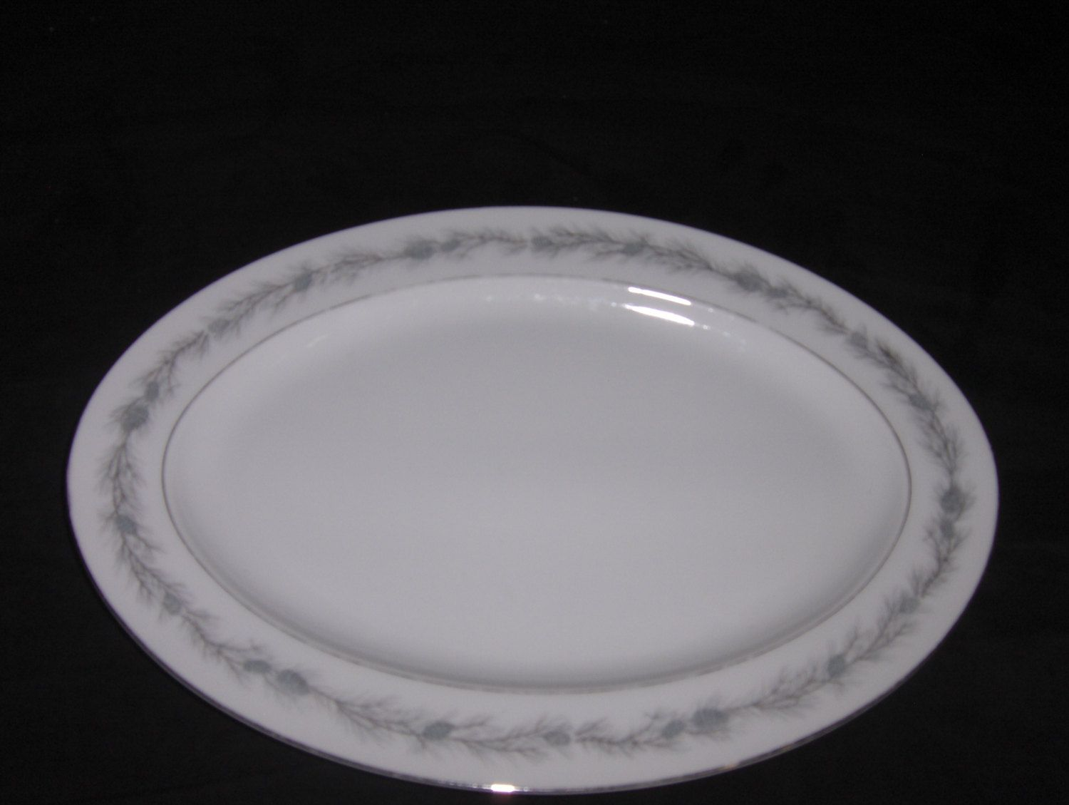Vintage Quot Style House Quot Fine China Duchess Platter Made In