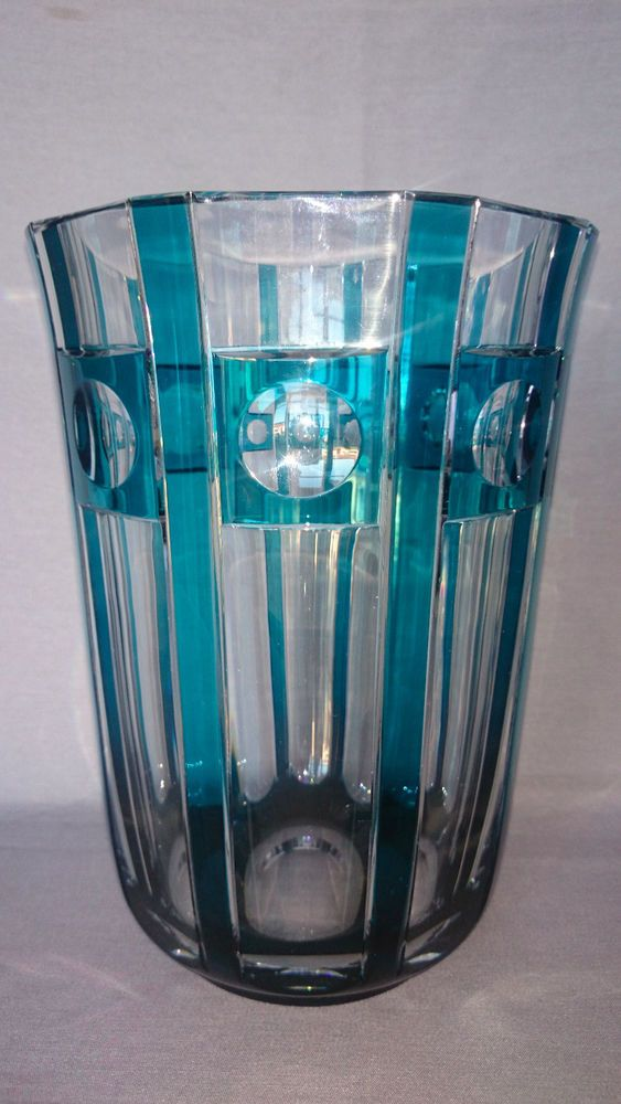 Dramatic Art Deco Highly Stylized Huge Deeply Engraved Val St