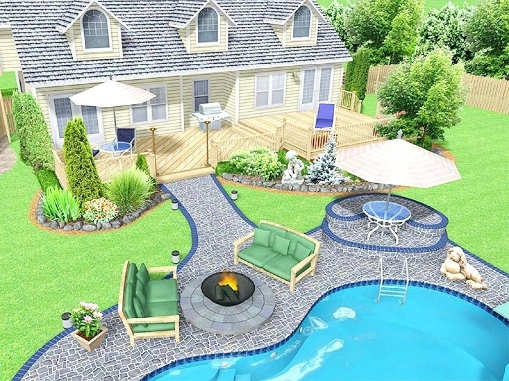 Backyard Design Software Affordable Stunning Backyard Design
