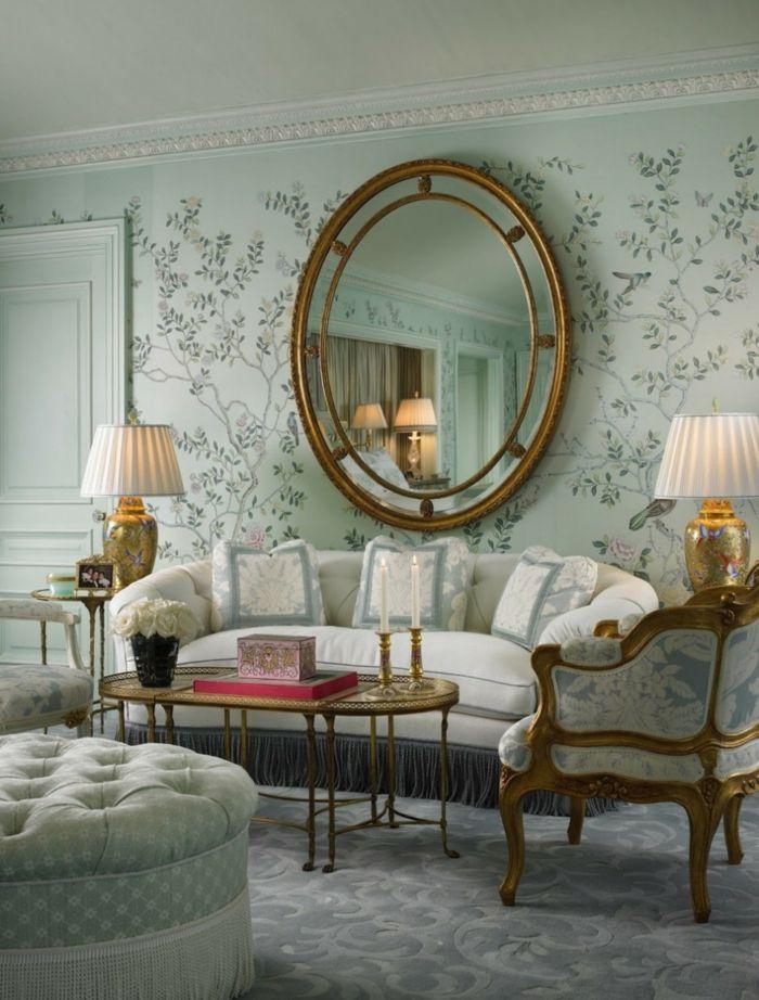 44 Wandgestaltung Ideen Wie Sie Den Raum Beleben Wohnzimmer
