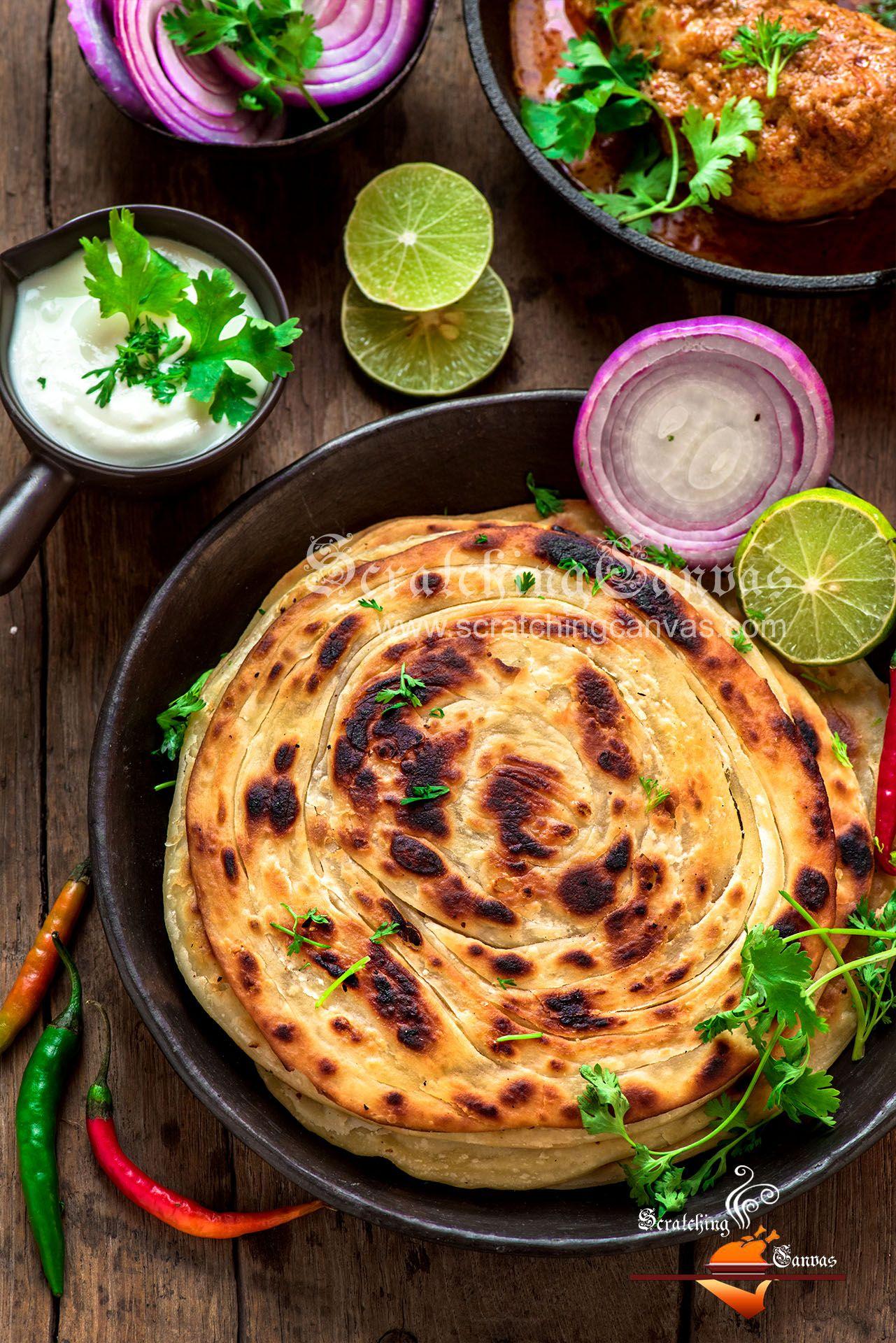lachha paratha recipe eggless laccha paratha parotta malabar paratha scratching canvas on hebbar s kitchen recipes laccha paratha id=34753