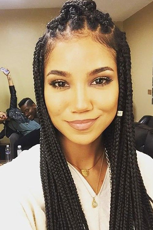 31 Best Black Braided Hairstyles to Try in 2019 - Allure