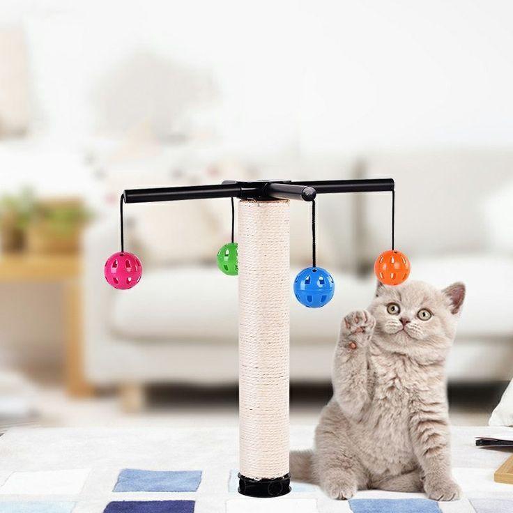 16+ Spielzeug fuer katzen selbermachen ideen