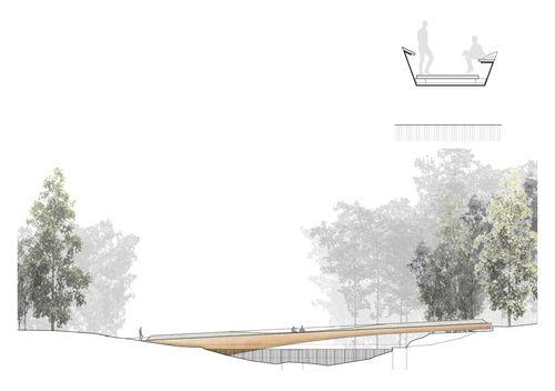 MX_SI architectural studio — Gösta Bridge / Mänttä, Finland