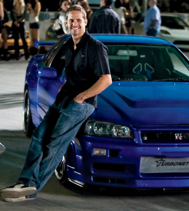 Paul Walker's 'Fast And Furious' Nissan Skyline For Sale