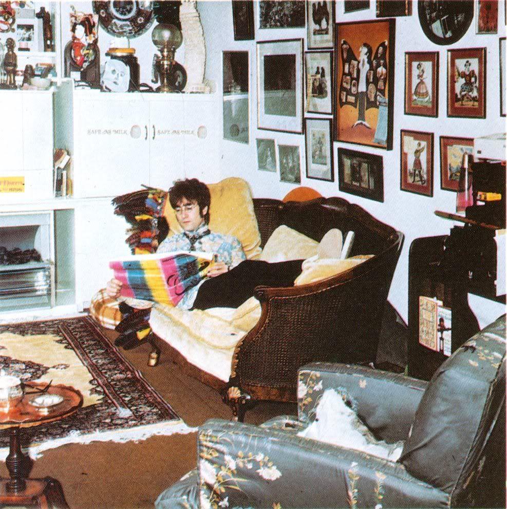 Bumper sticker creator uk - John Lennon