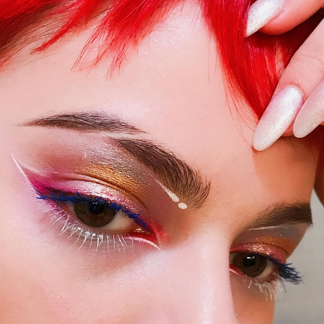 Pin by Christopher Rogers on makeup inspiration