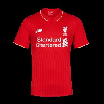 Lfc Mens Short Sleeve Home Shirt 15 16 リバプール リヴァプール ユニフォーム