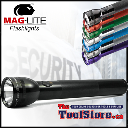 Maglite: Maglite manufacturers high quality aluminum flash lights that were originally  designed for Police and firefighters