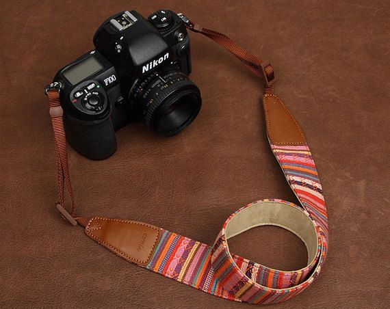 Handcrafted Bohemian series SLR Camera by LovePhotographyLife
