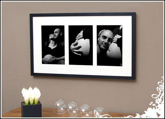 Cadre photo grossesse chambre b b pinterest photos grossesse chambre b b et mobilier de - Cadre photo chambre bebe ...
