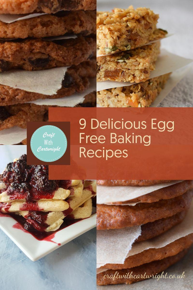 egg free cookies uk
