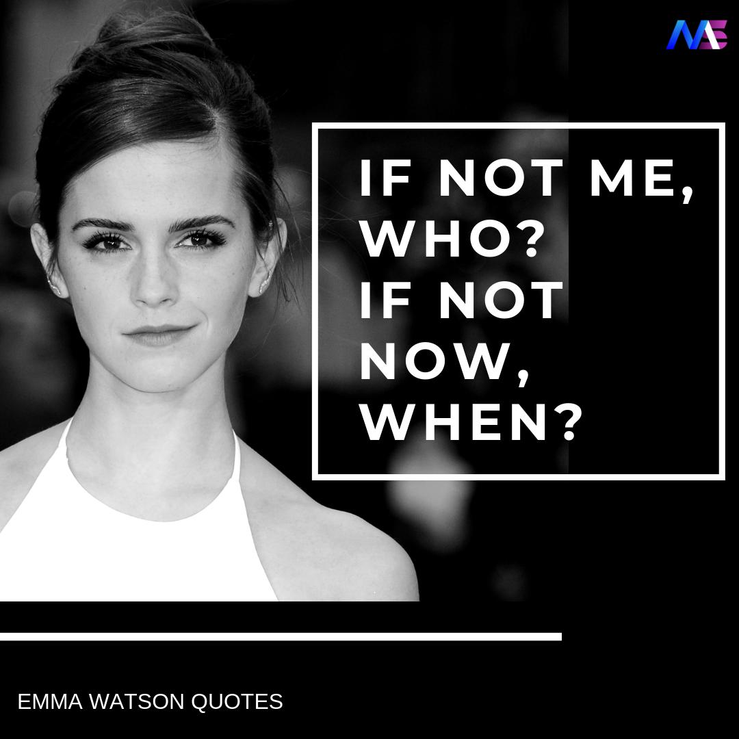 19 Inspiring and Amazing Emma Watson Quotes - Moodswag