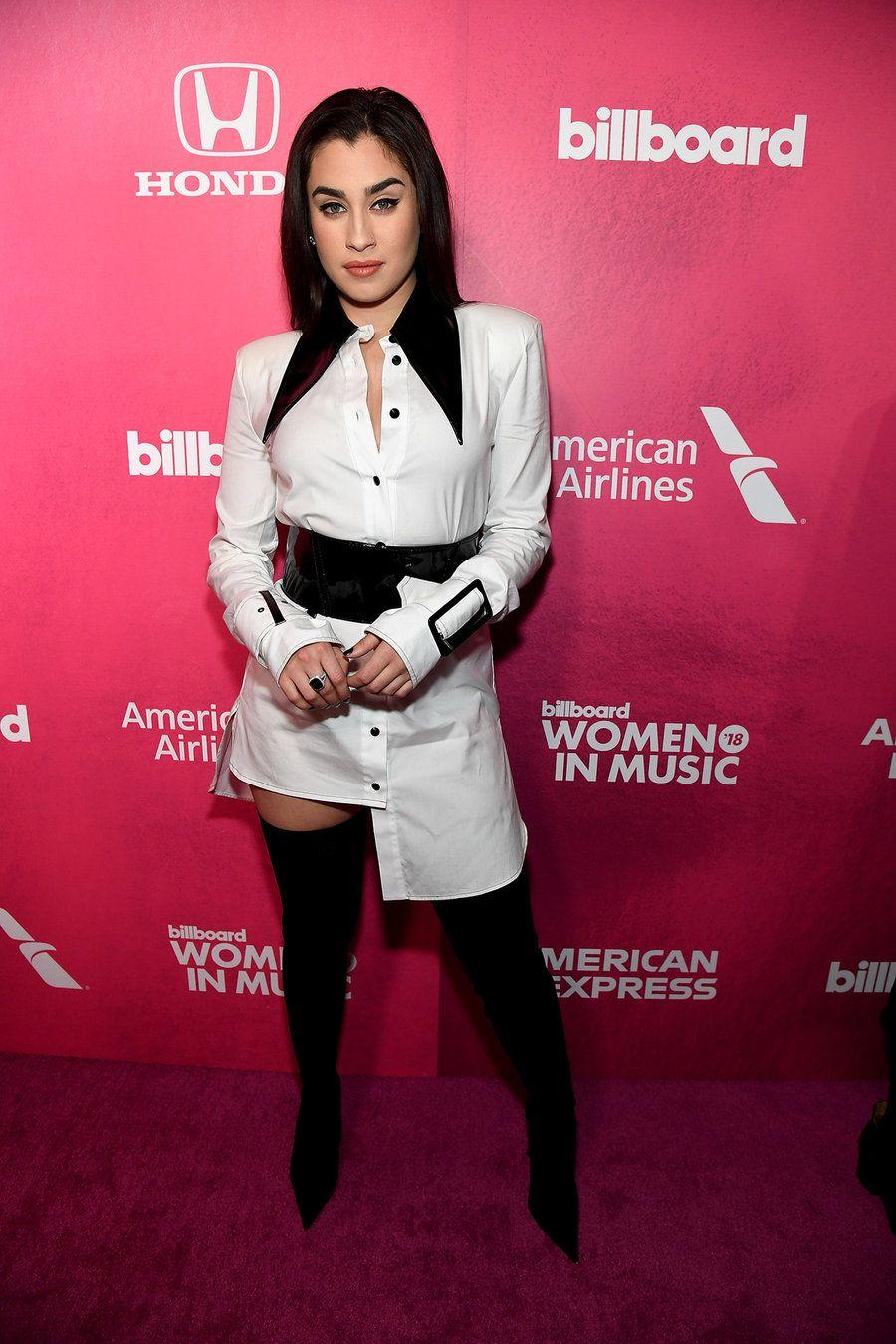 Billboard Women In Music 2018 Photos From The Red Carpet Billboard Lauren Jauregui Camren Cantores