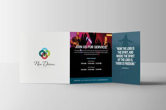 modern church brochure creativework247 brochure design brochure