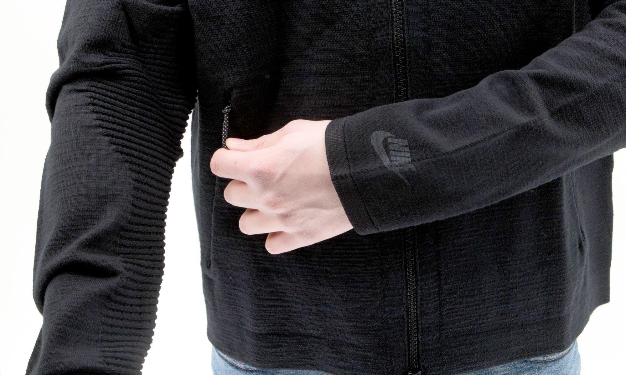 18989cb94 Nike - Sportswear Tech Knit Jacket (black) - 832178-010