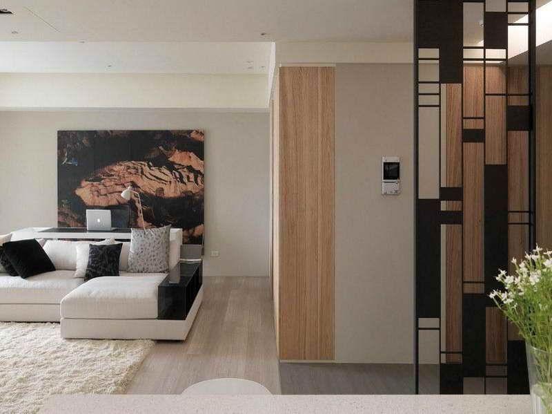 Scandinavian Dividers Between Kitchen And Living Room Google