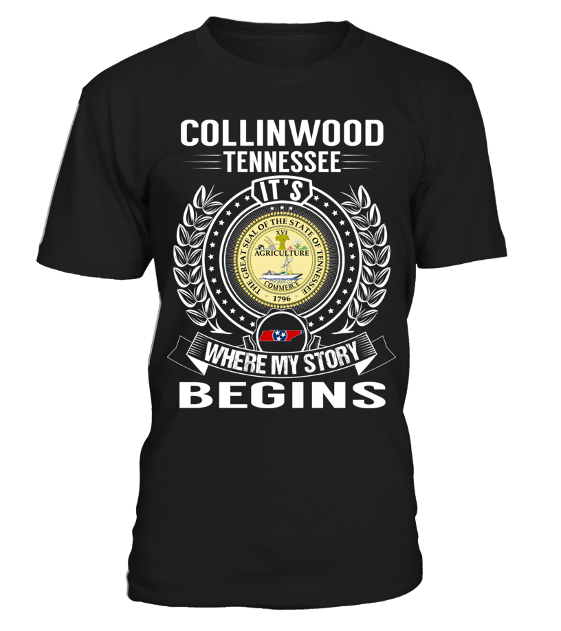 Collinwood, Tennessee - My Story Begins