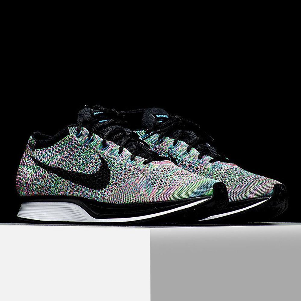 Nike Flyknit Racer (526628-304) Multi Color New Arrival  solecollector   dailysole 7af80b66b55