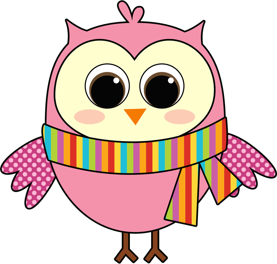 Owl sitting on a book with a ruler. | Owl Clip Art | Pinterest ...
