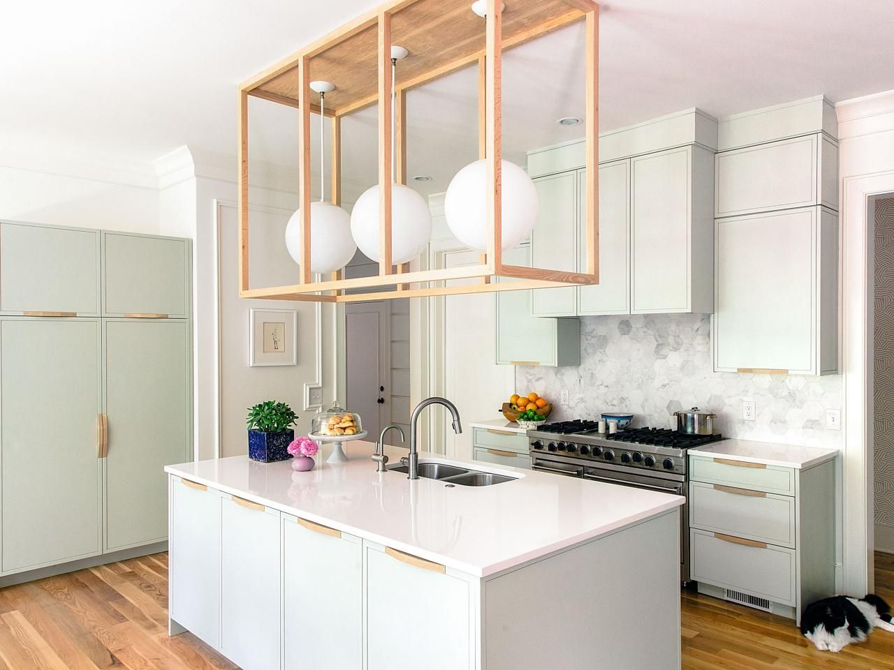 10 blue tiful kitchen cabinet color ideas in 2020 kitchen design color kitchen cabinet colors on kitchen cabinet color ideas id=17283