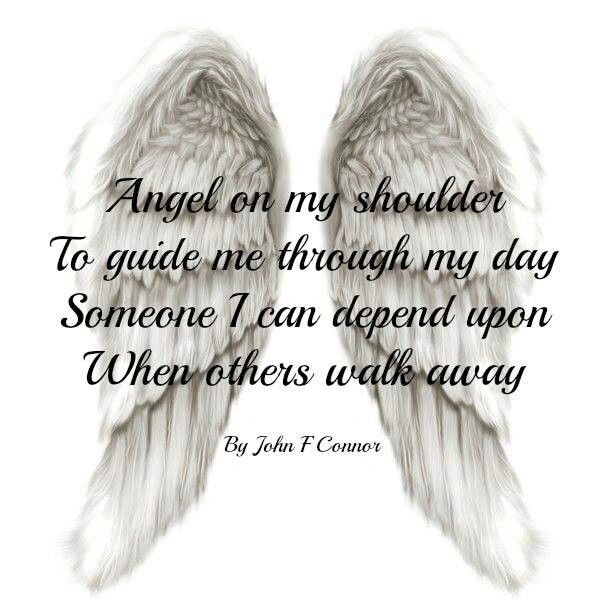 Baby Guardian Angel Quotes: Cute Angel Wings For A Tat …