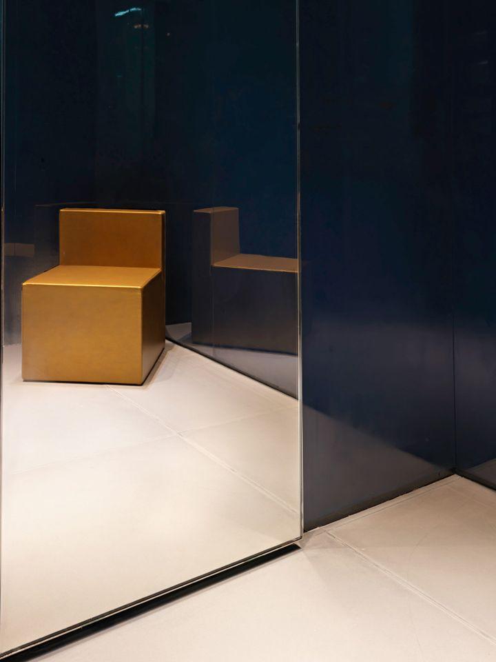 Dior Homme Taipei 101 flagship store by Pure Creative, Taipei luxury