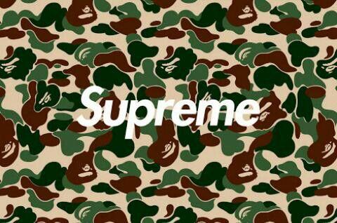 Supreme X Bape Wallpaper Camo Bape Wallpapers Hypebeast Wallpaper Bape
