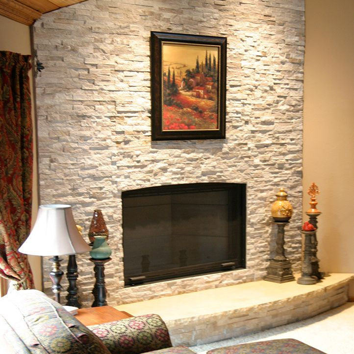 Burlington Fireplace & Heating specializes in custom