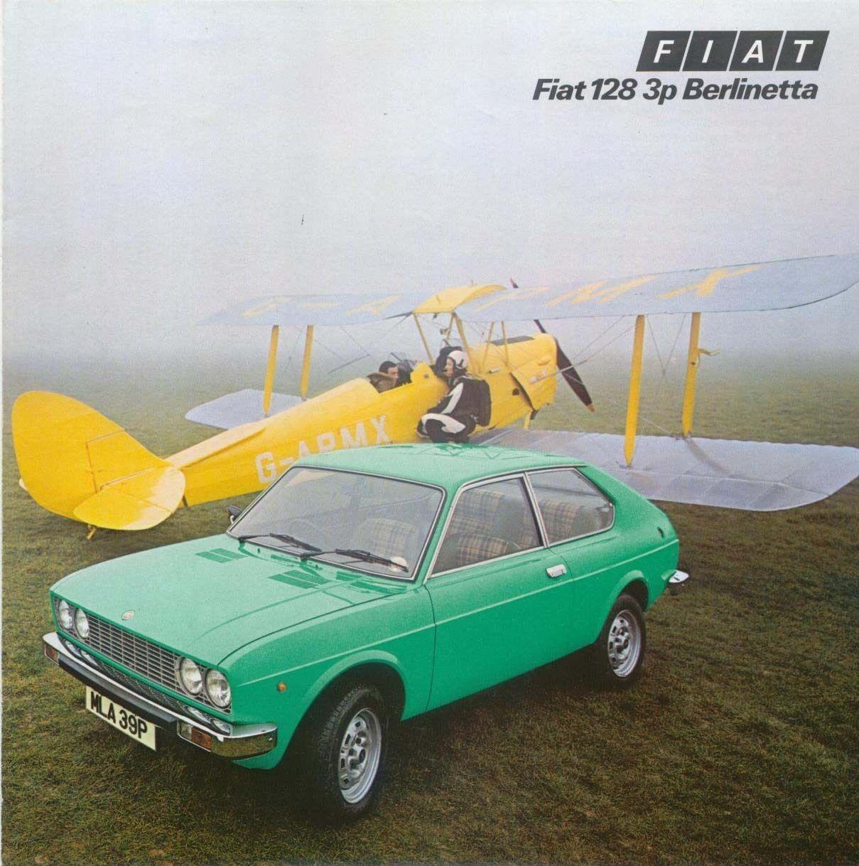 Fiat 128 Coupe Fiat 128 Fiat Cars Fiat
