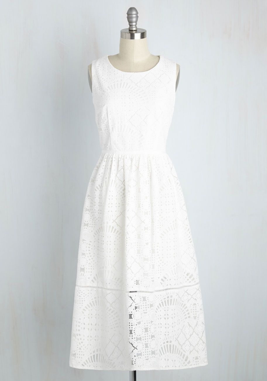 Decadence With Me Dress In White By Arriving In This White Dress