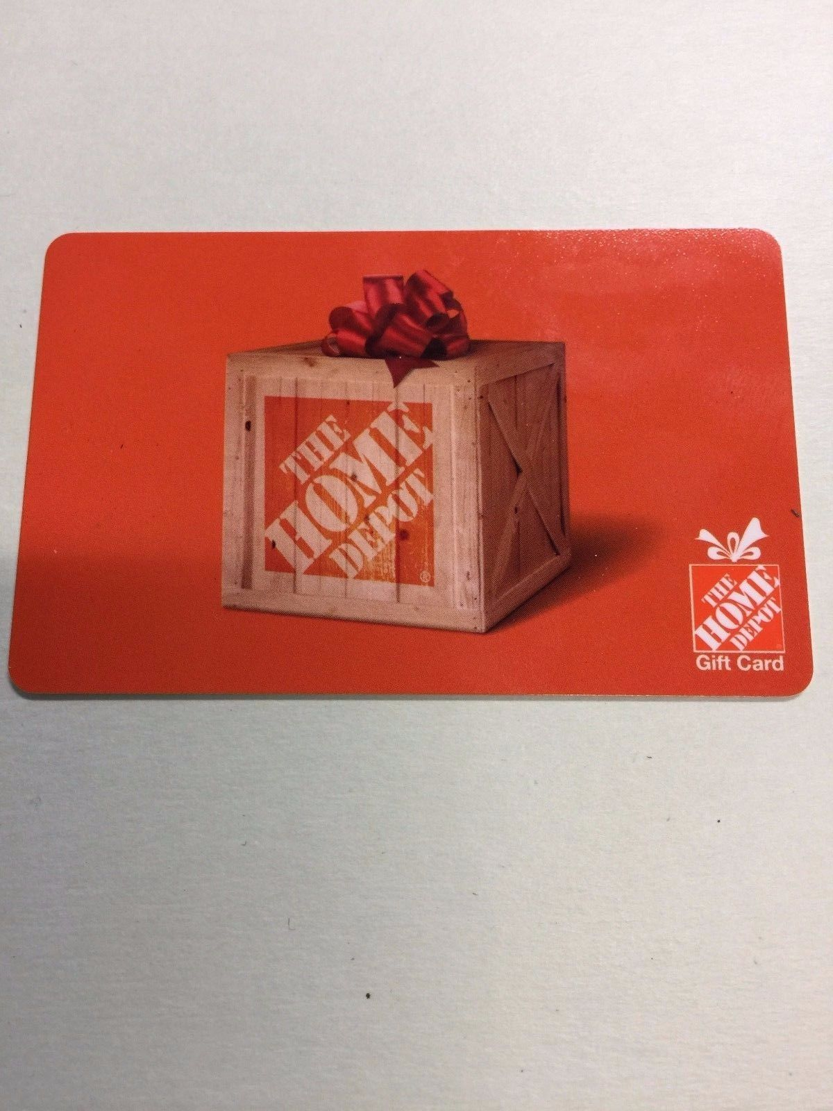 Home Depot Gift Card Checkout 2021