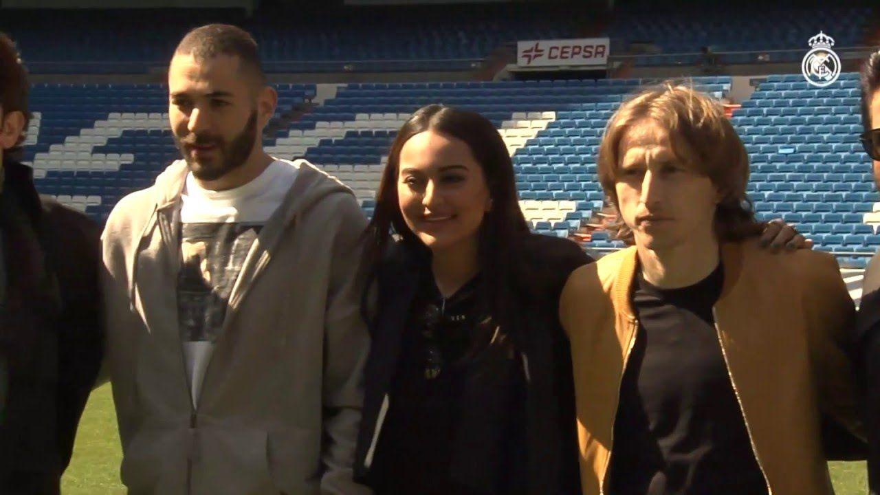 Una delegación de Bollywood visitó el Bernabéu http://www.1703866.jointalkfusion.com/default.asp