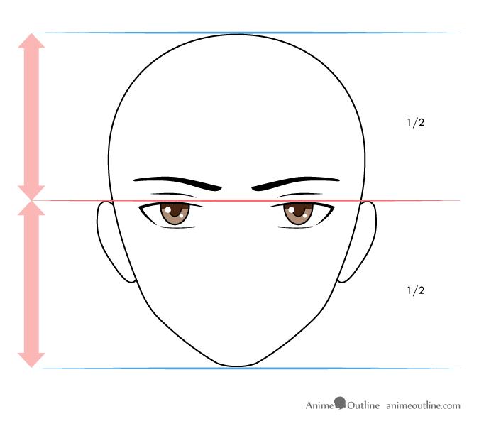 How To Draw Male Anime Manga Eyes Animeoutline Manga Eyes Guy Drawing Anime