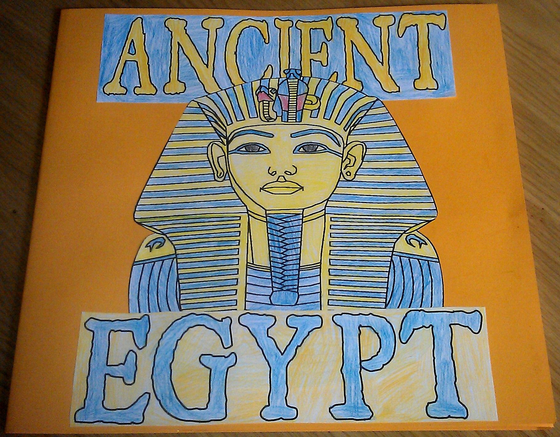 Ancient Egypt Lapbook 2