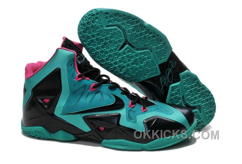 Nike Lebron 11 Basketball Shoes South Beach TopDeals