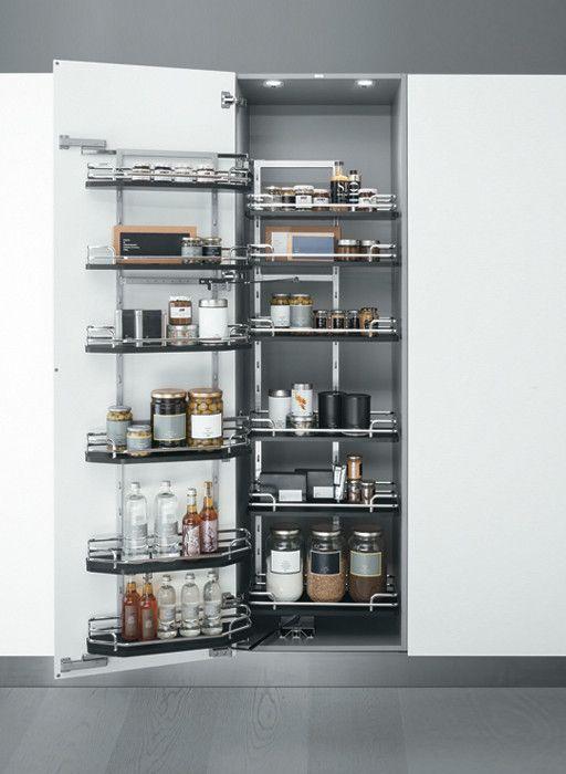Come organizzare lo spazio in cucina, Prodotti - Arclinea | Campbell ...