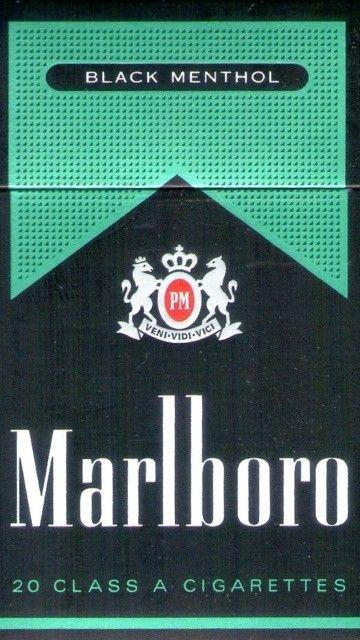 Marlboro Black Menthol Cigarettes Wallpaper HD by | Обои in