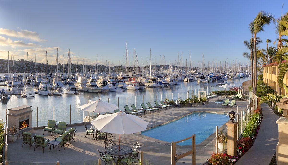 Casa del mar pool san diego hotels western islands