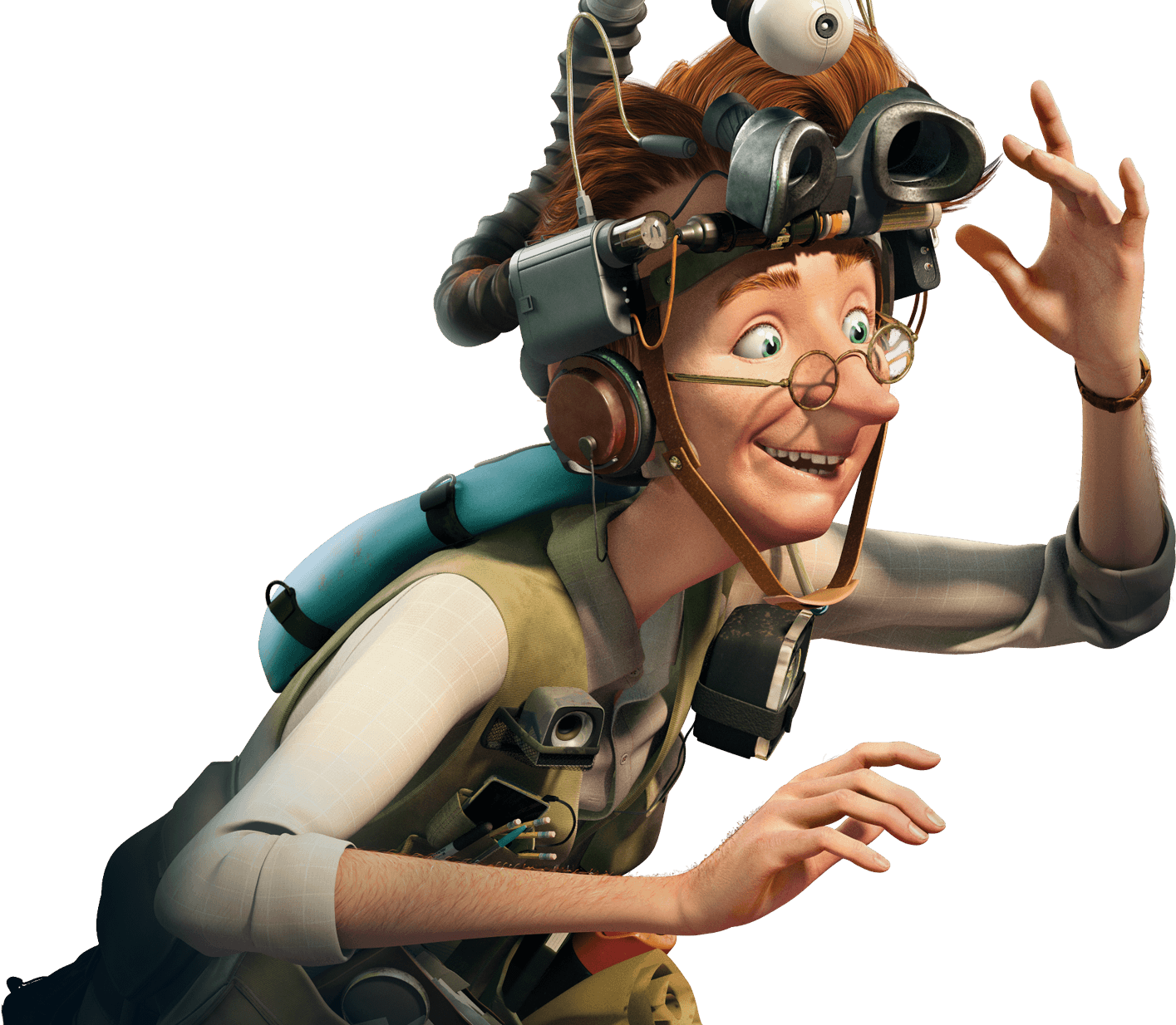 Epic the Movie Character Pictures 3d characters