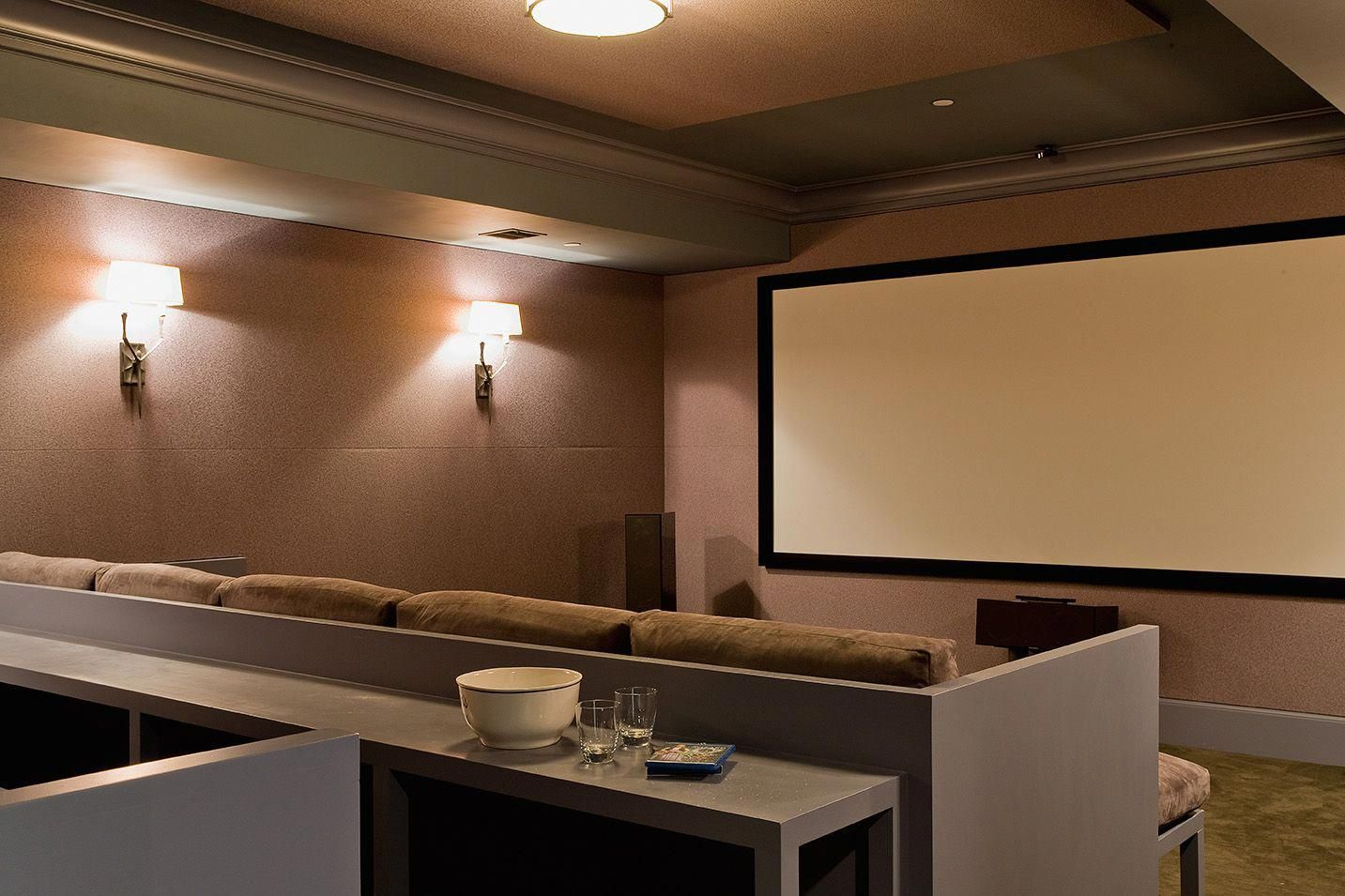 Home Theater Installation By Audio Concepts In Boston North Attleboro Ma Photo Michael