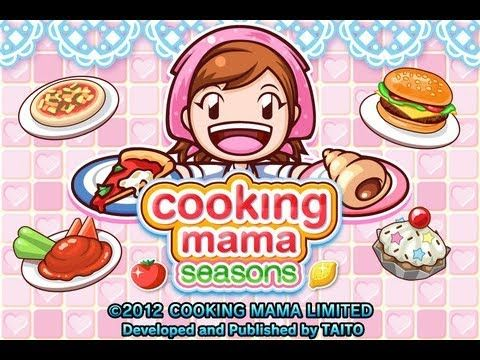 Cooking Mama Seasons Free Game Review Gameplay Trailer For