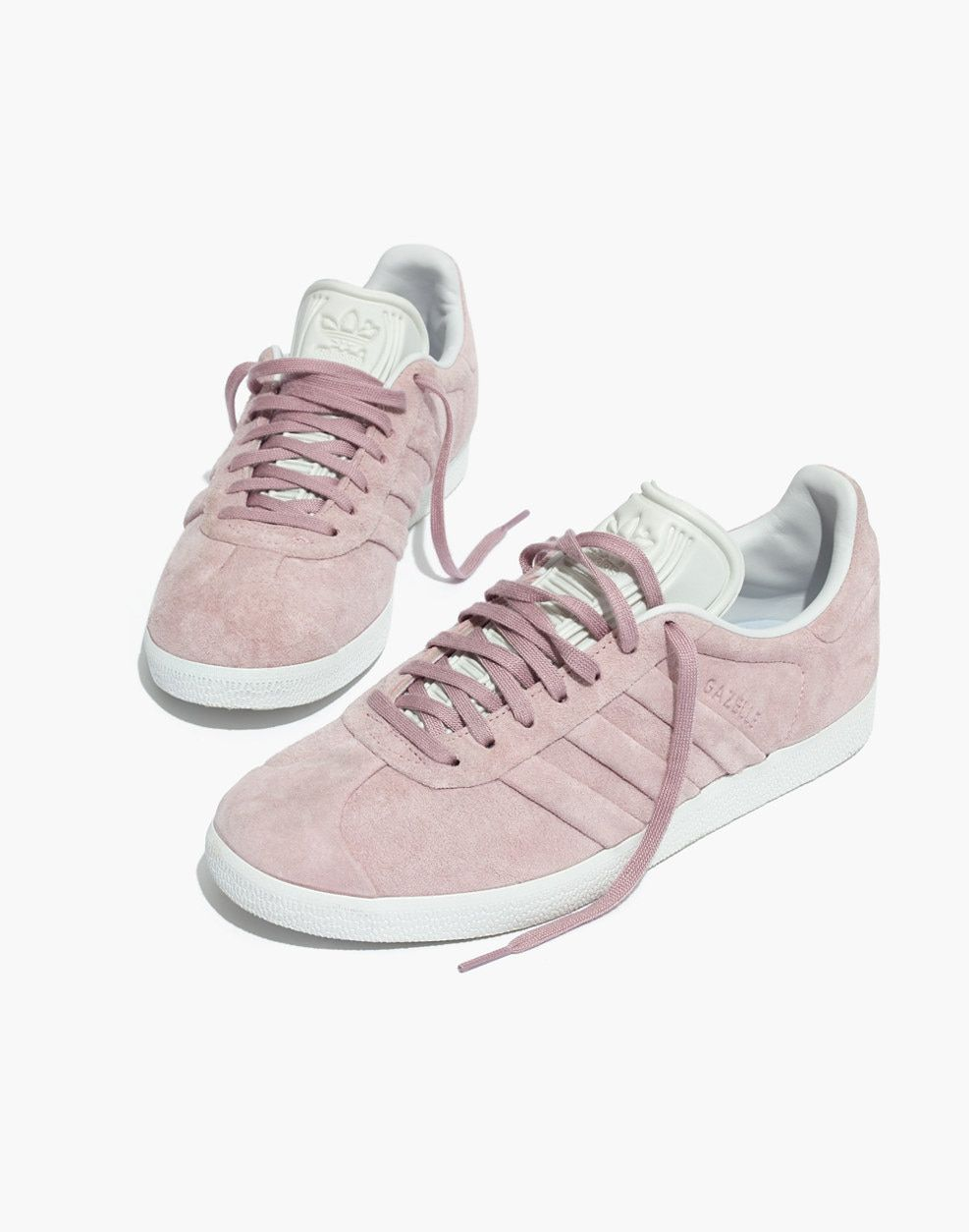 Adidas® Gazelle® Lace Up Sneakers in Suede   *Shoes