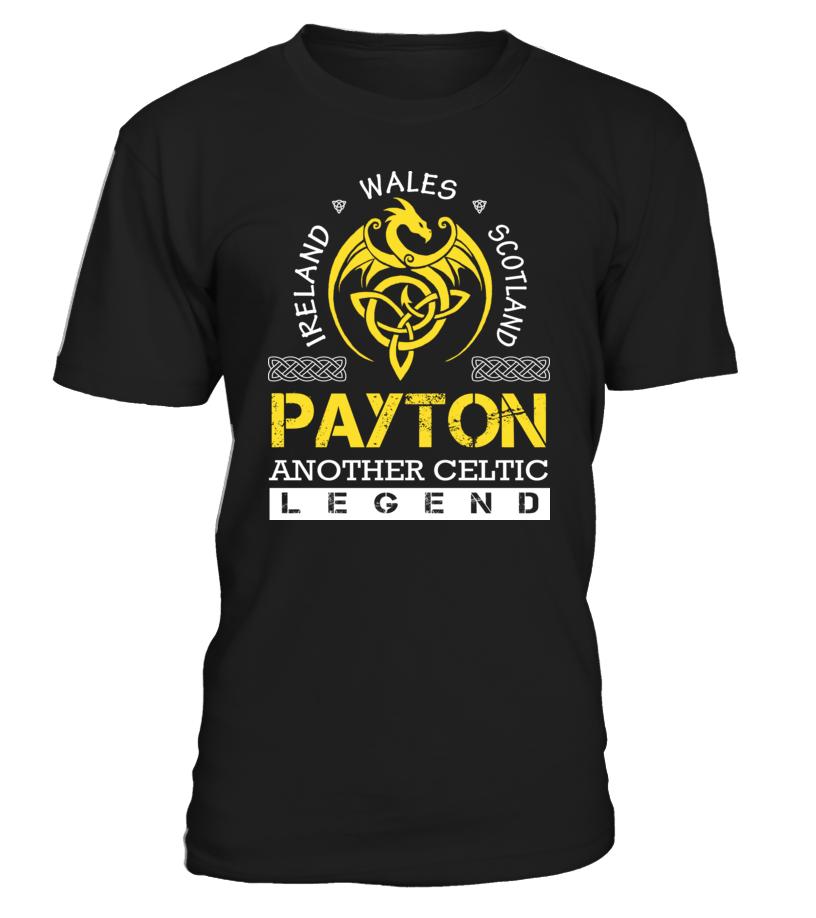 PAYTON Another Celtic Legend #Payton