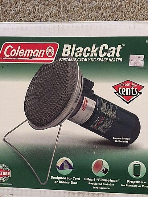 Generators and Heaters 16039 Coleman Blackcat Tent Heater -u003e BUY IT NOW ONLY & Generators and Heaters 16039: Coleman Blackcat Tent Heater -u003e BUY ...