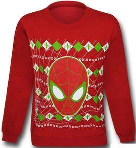 Spider-Man Christmas Sweater | Spider-Man | Pinterest | Spider-Man ...