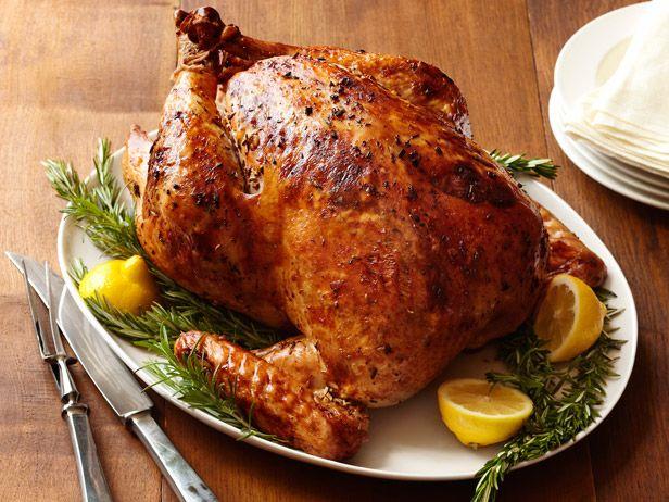 Photo of Alton's Good Eats Roast Turkey : Food Network